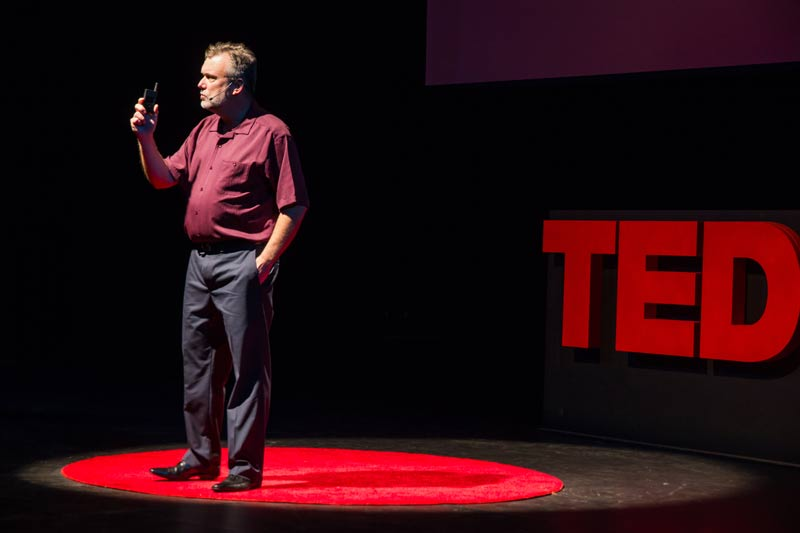Kevin Orieux TED Talk
